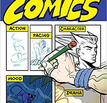 Step by step how to draw comics