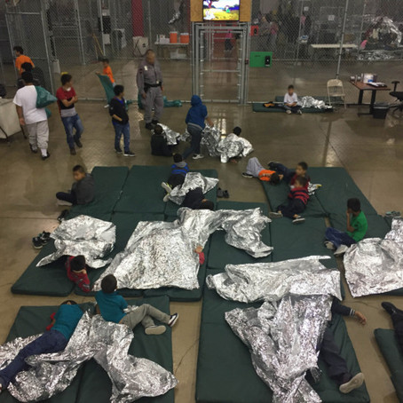On the Children in Cages