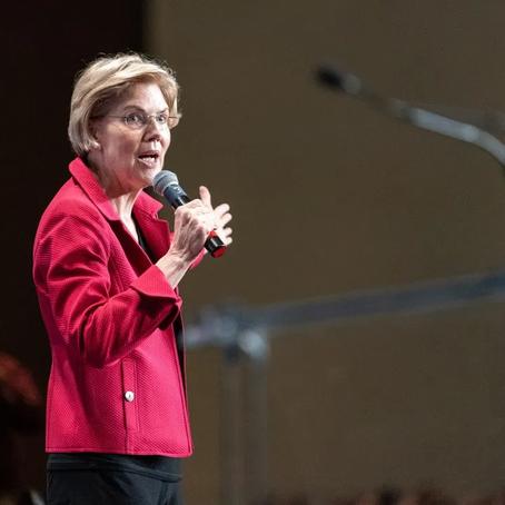 Op-Ed on Elizabeth Warren at Protean Mag