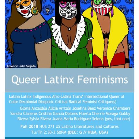 Queer Latinx Feminisms