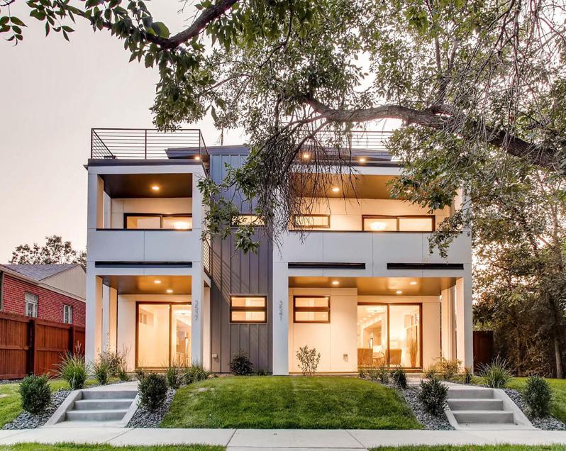 Modern Lohi Duplex