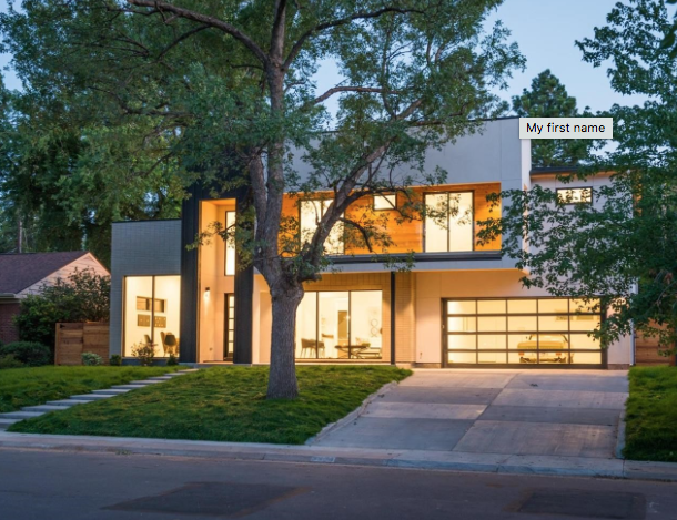 Modern Urban Style in Cherry Creek