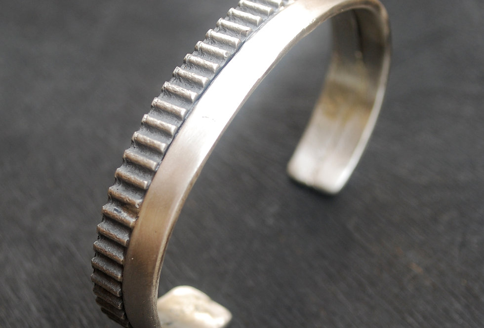 Fused Silver Time
