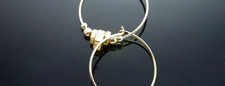 Golden Hoops M