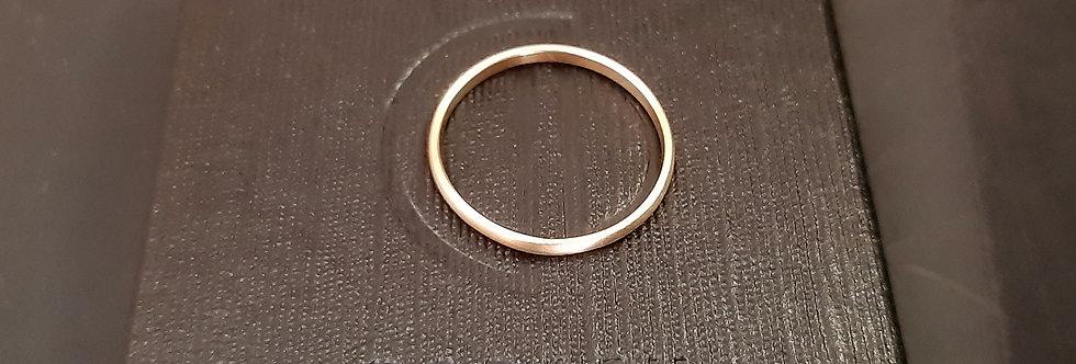 Gold minimal Ring