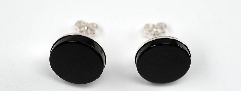 12 mm-Onyx Stud