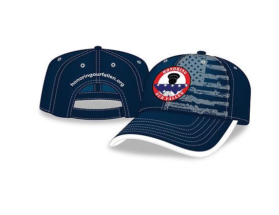 Navy HOF Baseball Style Cap - Nav.Blue
