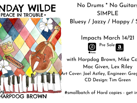 PEACE in TROUBLE - March 14 Release
