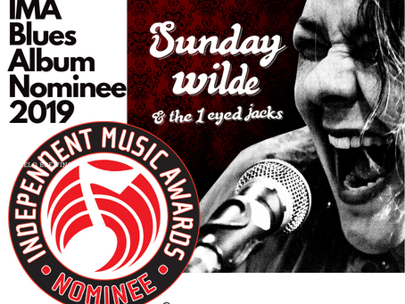 Independent Music Awards Blues Album Nominee