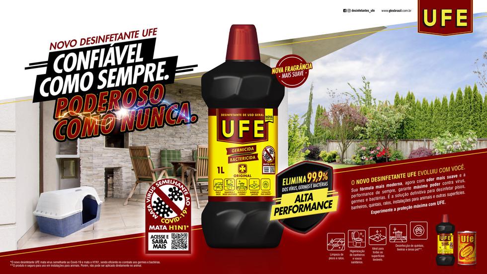 UFE-Desinfetante
