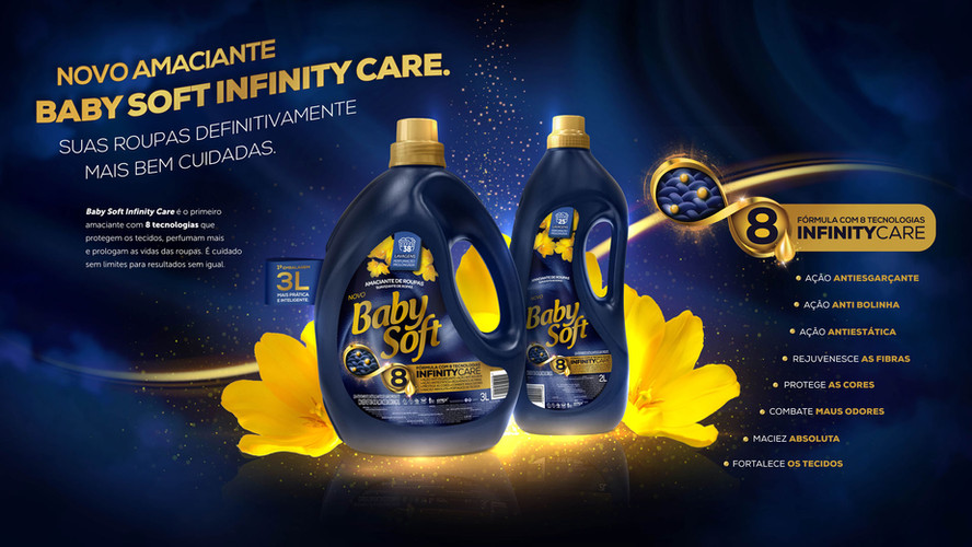 BABY SOFT Infinity Care