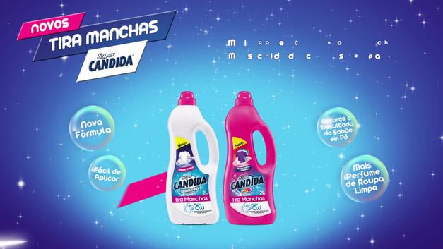 SUPER CANDIDA | Tira Manchas | Motion PDV