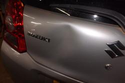 suzuki swift Car body repair,dent remova