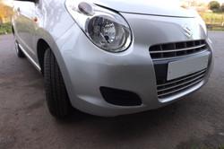 Suzuki Swift Car body repair, plastic bu