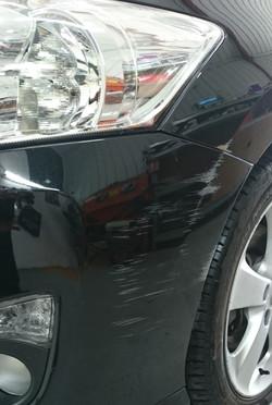 Toyota Auris, Lease Car Return, Car body