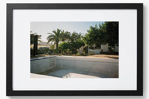 """Empty Pool""  Fuerte Ventura"