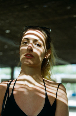 Kinga in Ibiza