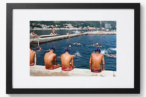 """Waterpolo Boys in Montenegro"""
