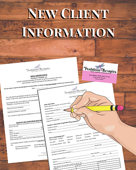 Pentatonic Therapies, LLC Music Therapy Services New Client Information Resources Intake Forms