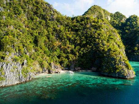 Roteiro em Coron - Filipinas