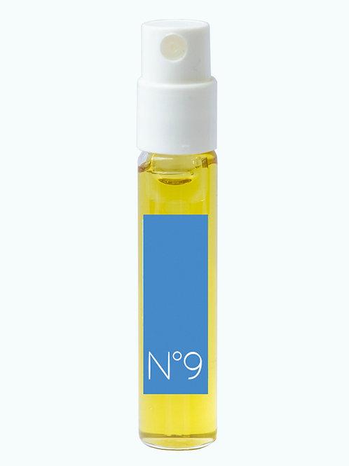 Extrait de couleur n°9 BLEU, flacon pompe 2 ml