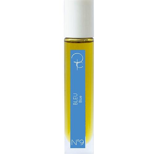 Extrait de couleur n°9 BLEU, flacon roll on 15ml