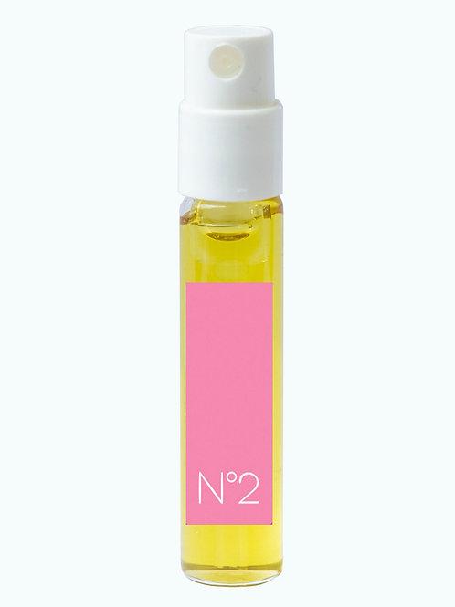 Extrait de couleur n°2 ROSE, flacon pompe 2 ml