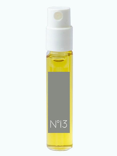 Extrait de couleur n°13 ARGENT, flacon pompe 2 ml