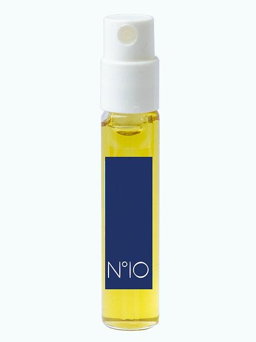 Extrait de couleur n°10 INDIGO, flacon pompe 2 ml