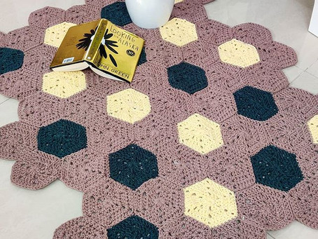 Honeycomb Carpet