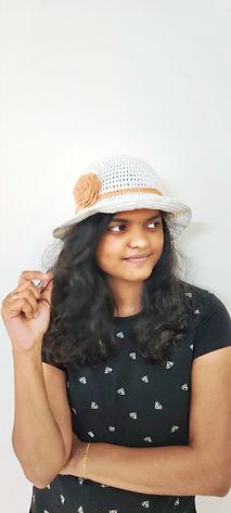 Sencilla Summer Hat