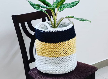 Reversible Storage Basket