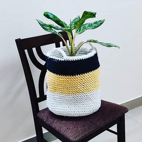 Reversible Storage Basket