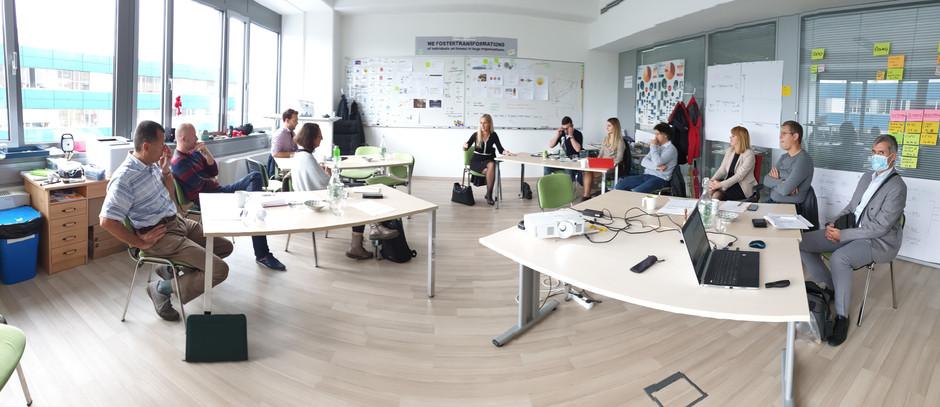 StartupProgram: spoznavanja korporativnega sveta