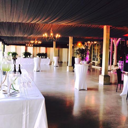 Réception au Manoir du Country Club de Rueil-Malmaison