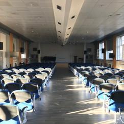 Sonorisation d'un amphithéâtre de lycée avec diffusion multi-écrans