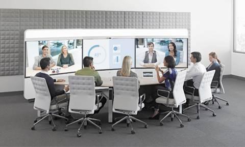 visioconférence téléprésence Cisco