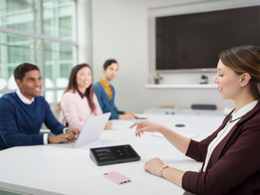 Organiser ses réunions avec Microsoft Teams Rooms