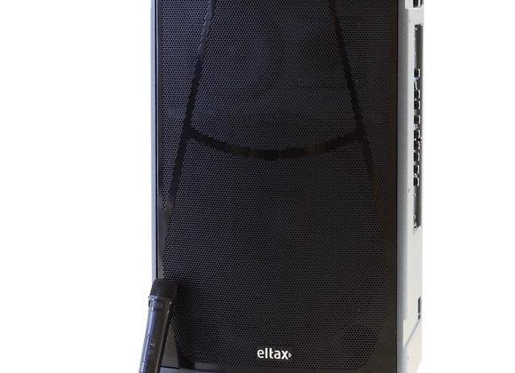 Sonorisation Portable Pro (enceinte + micros) Eltax Voyager BT15