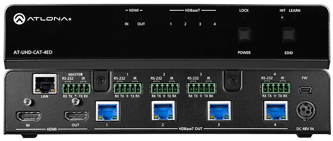 Matrice Atlona AT-UHD-CAT-4 ED