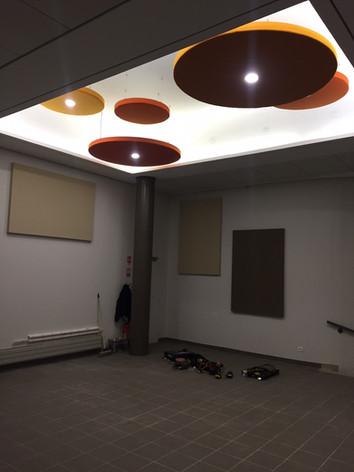 Produit acoustique plafond mur