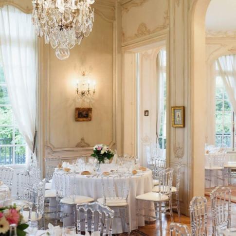 Mariage à la Villa des Cèdres