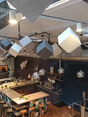 Produit acoustique plafond