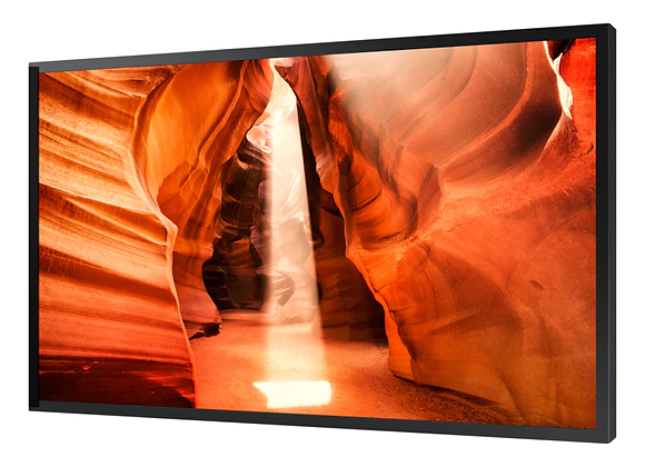 Ecran vitrine publicitaire Samsung OMN