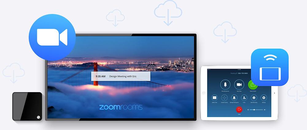 Visioconférence logiciel Zoom