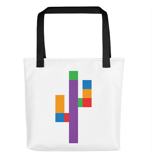 Saguaro Tote Bag by Totally Tucson