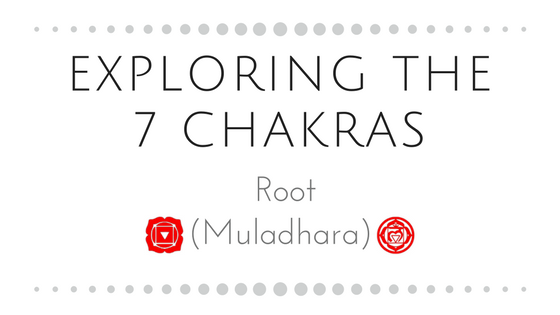 Exploring the 7 Chakras                                                      Part One: Root (Muladha