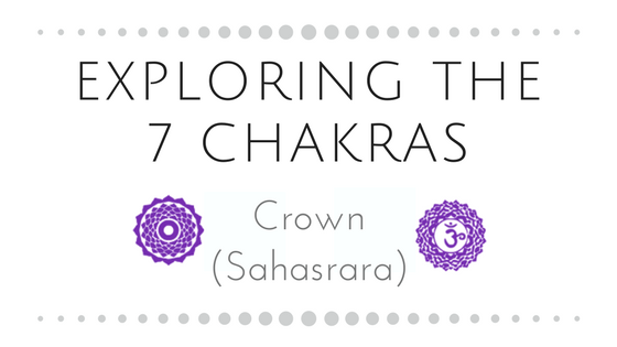 Exploring the 7 Chakras                                                      Part Seven: Crown (Saha