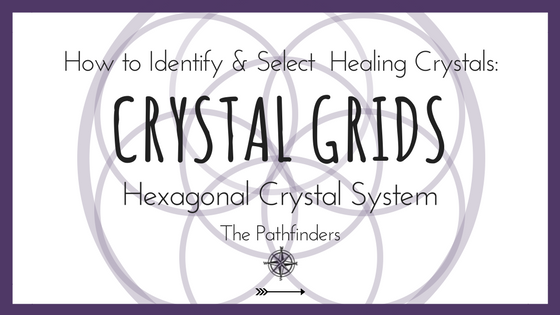 Crystal Grids and Hexagonal Crystals