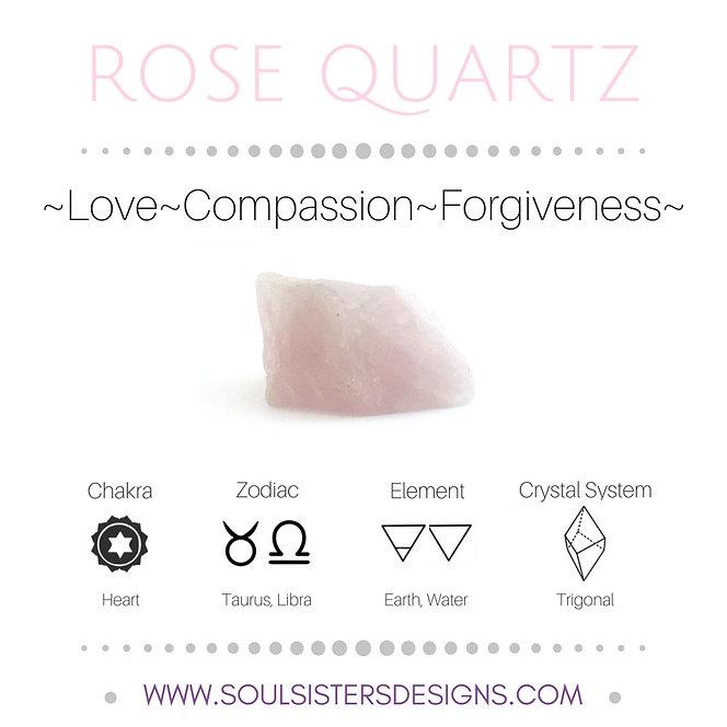 Metaphysical Healing Properties for Rose Quartz